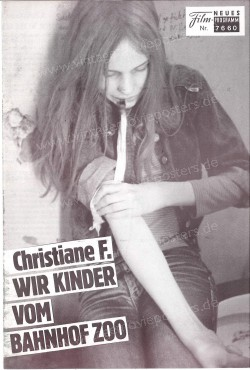 Christiane F Wir Kindern Bahnhof Zoo Ganzer Film