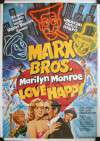 Marx Brothers im Theater, Die (Love Happy)