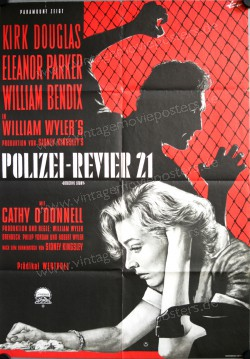 Polizeirevier 21 (Detective Story)